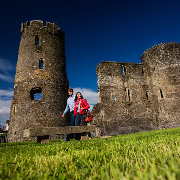 Ferns Castle wexford discovery tours