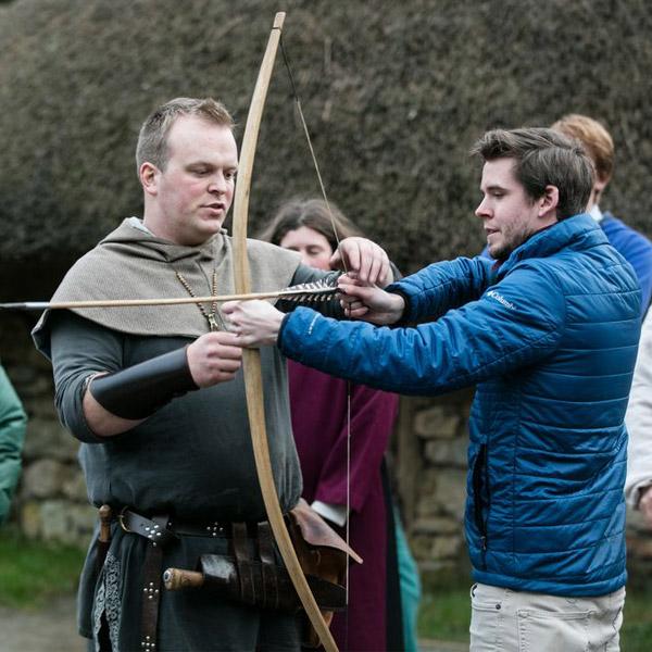 Natioanl Irish Heritage Parkwexford discovery tours