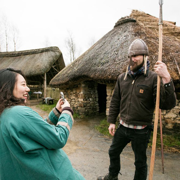 National Irish Heritage Park wexford discovery tours