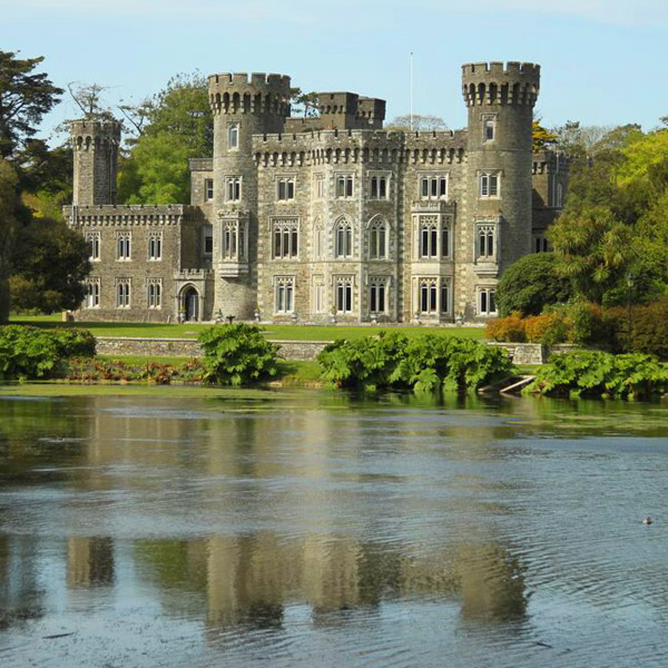 Johnstown Castle wexford discovery tours